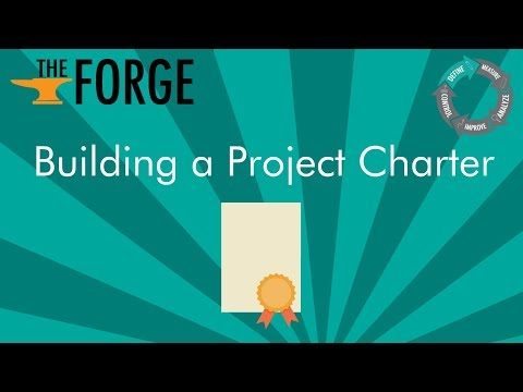 Building a Project Charter