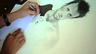 Download Chris Evans speed drawing Video