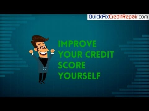 How to Fix Your Credit Score Yourself | The ULTIMATE Tips for Fixing Credit Scores Fast
