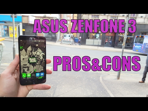 ASUS ZenFone 2 Pros&Cons/Bad&Good sides/Reasons to Buy/Thoughts/is it worth the money(Intel Z3580)