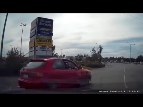 Dash Cam Owners Australia April 2016 On the Road Compilation