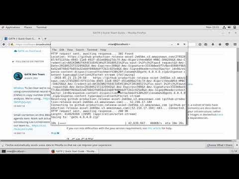 GATK installation on Centos 7.4