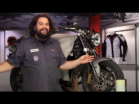 How To Bleed Motorcycle Brakes at RevZilla.com