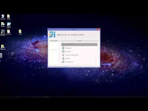 Installing Java SDK and IntelliJ