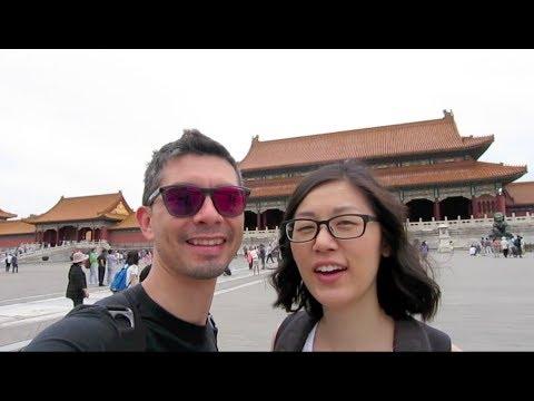 Beijing Vlog: Forbidden City!