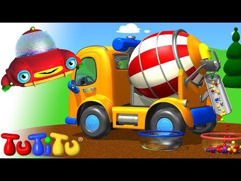 TuTiTu Toys | Cement Mixer