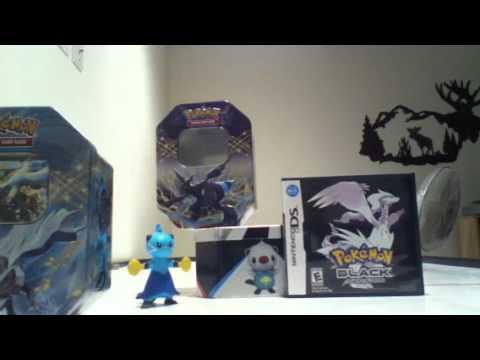 Pokemon Black And White Kyurem EX Tin Pt.1