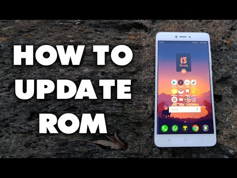 How to Properly Update a Android Custom Rom ?