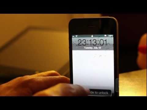 'ClockSeconds' Adds Seconds to Your Lockscreen Clock