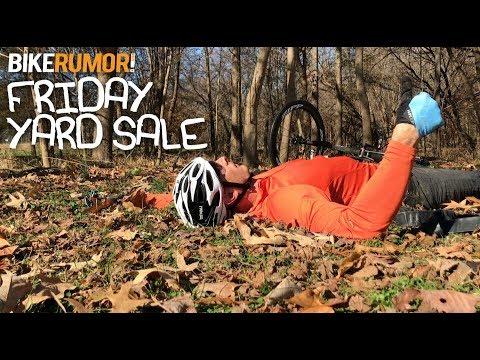 Bikerumor Friday Yard Sale - Ep.001