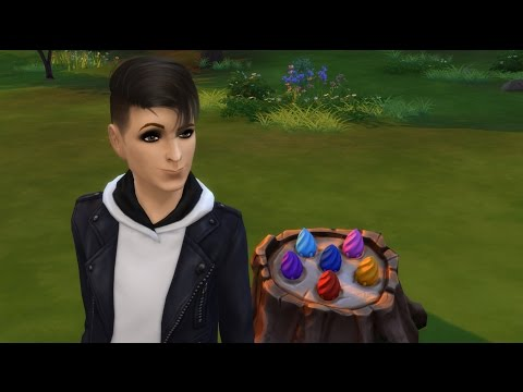Sims 4 | Getting Magic Beans Easy