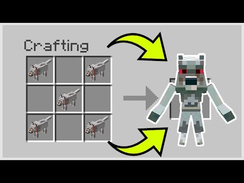 How To Summon Werewolf's & Mythical Mobs In Minecraft Pocket Edition (MCPE Addons)
