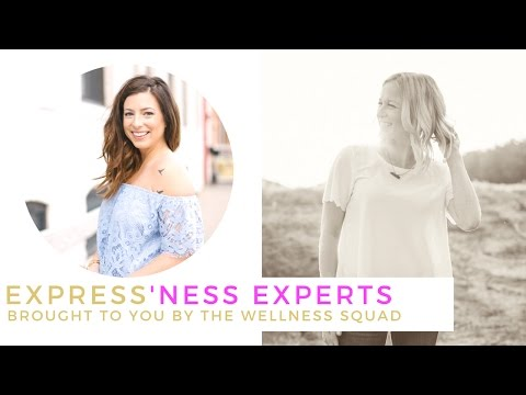 Learning how to Intuitively Fuel and Move Your Body with Express'ness Expert, Terressa Dotson