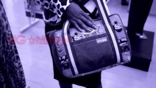 UGANDAN FASHION GURU SYLVIA OWORI TALKS AFRICAN FASHION ON AFRICA DAY 2015