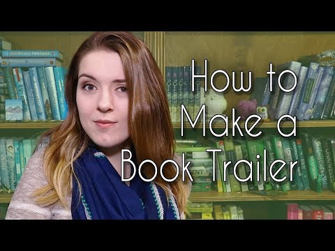 How to Make a Book Trailer (The Easy Way)