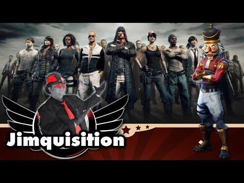 PlayerUnknown's Battlegrounds Is A Successful Failure (The Jimquisition)