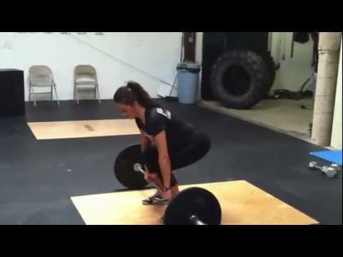 How to Hang Clean, Hang Power Clean, High Pull
