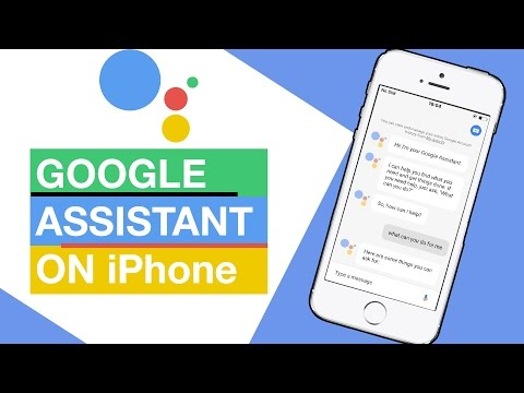 How to install GOOGLE ASSISTANT on ANY iPhone ?