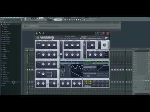 Making Infekt Riddim Dubstep style in FL Studio