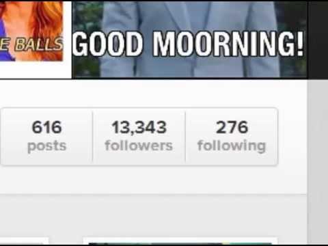 Instagram Followers - FREE - 2013 WORKING