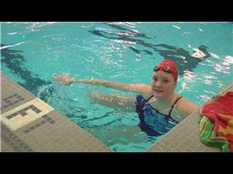 Competitive Swimming : Can You Wear Contact Lenses While Swimming?