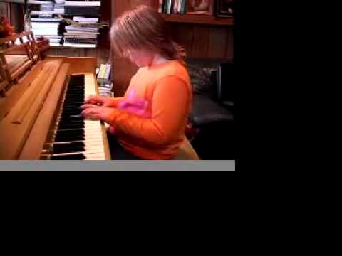 Zoe plays Rainbow
