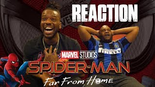 Download Spiderman Far From Home Trailer #3 Reaction Video