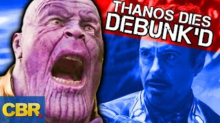 Download Thanos Will Die In Avengers Endgame And Never Come Back | Marvel Theory Debunked Video