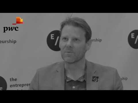Ted Graham of PWC on Entrepreneurship
