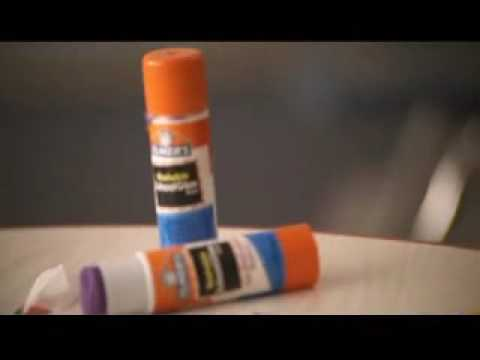 NEW Elmer's Glue Back to School Commercial