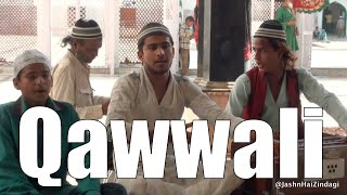 Allah Hu - Qawwali at Bu Ali Shah Qalandar Dargah