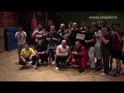 »Respekt!« beim Thaibox-Training mit Uwe Hück