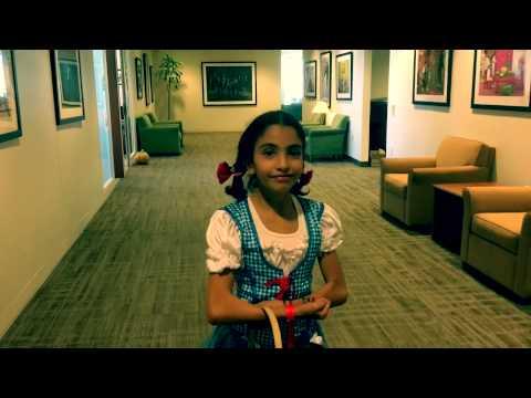 Trinity's Dorothy costume 2016