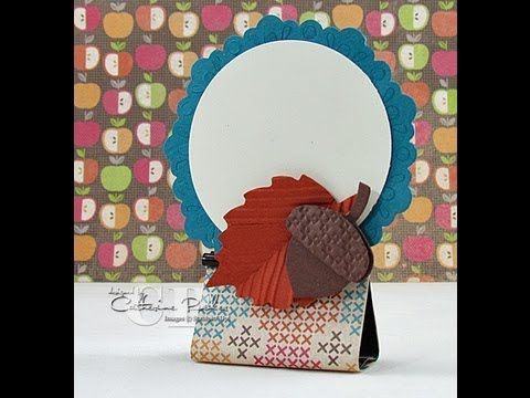 Place Card Holder for Thanksgiving or Christmas Table