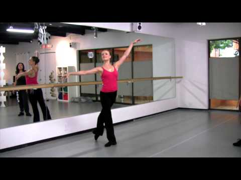 How to Curtsy in Ballet Fitness
