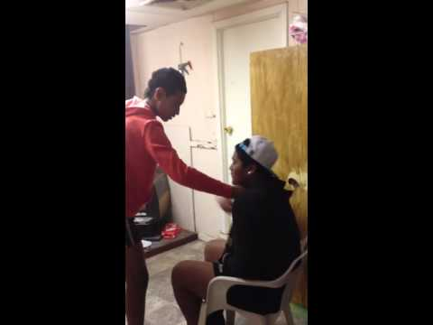 Tongans vs Samoans (HD) part 1