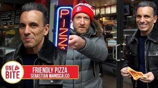 Download (Sebastian Maniscalco) Barstool Pizza Review - Friendly Pizza Special Guest Sebastian Maniscalco Video