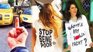 10 Instagram RICH KIDS Who Love to BRAG About Their Money