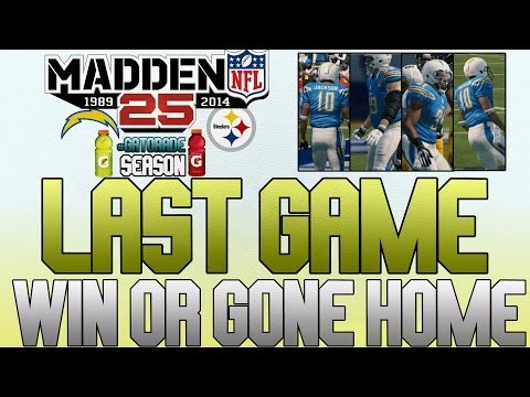 Madden 25 MUT | Ultimate Team Gameplay | Win or Go Home!