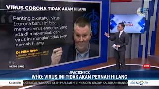 Virus Corona Tidak Akan Hilang?