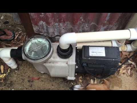Tip 2 - How to improve your pool pump suction