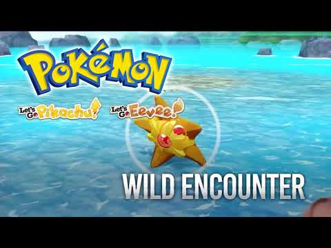 Wild Pokémon Encounter (Remix) || Pokémon Let's Go Pikachu & Let's Go Eevee (Fanmade)