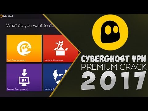 CYBERGHOST VPN 6.0.6 PREMIUM CRACK | 2017 | FREE DOWNLOAD TUTORIAL!