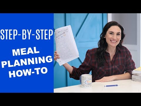 KickStart, Sugar Detox, Real Food, Whole30 Meal Planning Tips