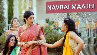 Navrai Majhi | Marathi wedding song (Sunidhi Chauhan) |  English Vinglish | Sridevi Best Song