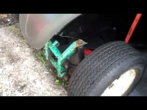 Volksrod front beam extender on part 2