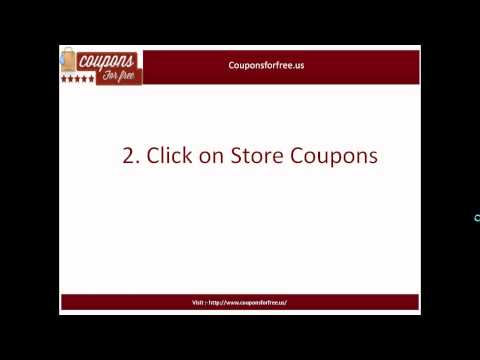 How to find Store Coupons?