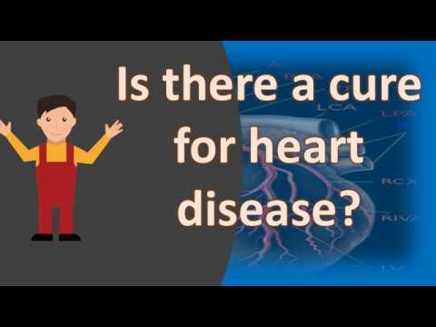 Is there a cure for heart disease ?    Health FAQS for Better Life