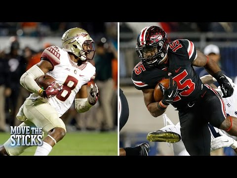 DJ's 2016 Mock Draft Post-Free Agency Edition: 5 Biggest Changes | Move the Sticks | NFL
