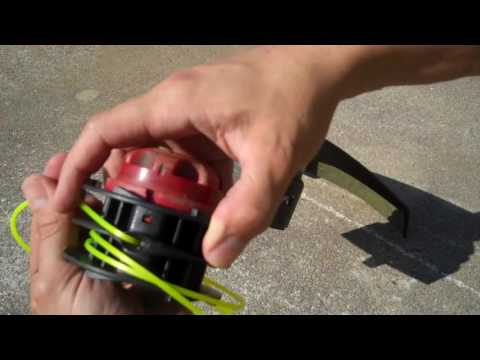 Re-String Trimmer: Toro Curved Shaft (New style)